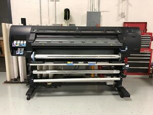 Hp Designjet L26500 Latex Printer