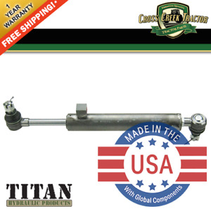 85999337 New Power Steering Cylinder R h For Ford 250c 340 340a 340b 345c