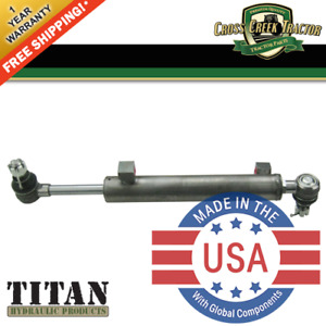 85999338 New Power Steering Cylinder L h For Ford 250c 340 340a 340b 345c