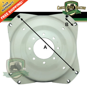 Wheel35 New Rear Wheel Center 30 Inch For John Deere 2150 2350 2550 2750