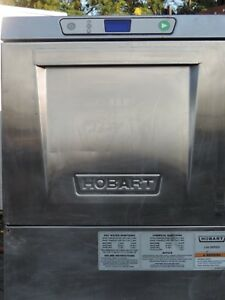 Dishwasher Under Counter Commercial hobart Lxeh Model High Temp