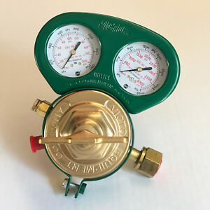 Victor Heavy Duty Oxygen Regulator W Metal Gauge Guard Sr450d 540
