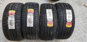 4 New 225 40 18 92h Pirelli Pzero Nero Tires 0318