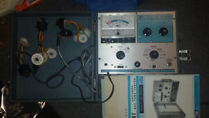 B And K 465 Tube Tester Rejunvenator Will Ship