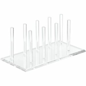 Clear Acrylic Ring Display 17774