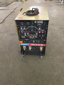 Hobart Cyber tig 150 Dcs Welder Model Ct150dc 5