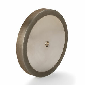 Woodriver 180 grit Cbn Grinding Wheel 8 x 1 For Grinders With A 5 8 Arbor