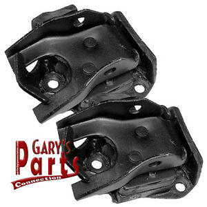 Motor Mounts pair Chevrolet Chevelle 1970 72 W 454 Cu in made In Usa