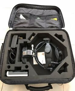 Heine Omega 500 Indirect Ophthalmoscope With Rechargeable Power Supply And Case