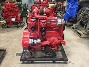 2014 John Deere Engine 4045tf290 Unused Surplus Sae3 11 5 Industrial