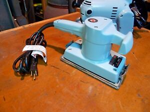 Rockwell 505 Belt Sander Porter Cable New Bearings