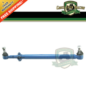 Tierod01 New Ford Tractor Tie Rod Assembly Complete L h 5000 7000 5600 6600