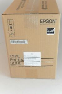 Epson Tm t20ii Pos Thermal Receipt Printer Black C31cd52566 Factory Sealed