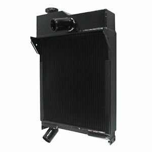 Am1771t Am639t Radiator For John Deere Tractor Non pressurized M Mt 40 320 330