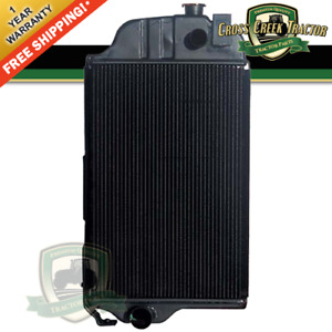 Ar65715 New Radiator John Deere 1830 2630 2020 2120 2030 2130 2440 301 302 401