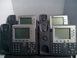 Cisco Ip Phones cp 7941 Cp 7941g Cp 7961g