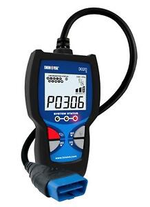 Innova 3020d Check Engine Code Reader W Abs brakes Dtc Severity Emissions