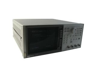 Hewlett Packard Hp 8757d Dynamic Range Loss Gain Scalar Network Analyzer Opt 001