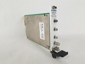 National Instruments Ni Pxie 5601 Rf Downconverter 10 Mhz 6 6 Ghz For Pxie 1075
