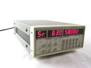 Stanford Research Systems Sr630 16 Channel Thermocouple Monitor Logger Reader