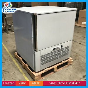 Blast Chiller Commercial Shock Freezer Stainless Steel 40f Cooler Depot New
