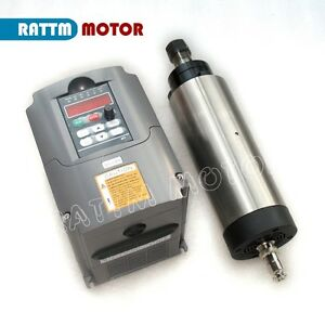 2 2kw Air Cooled Spindle Motor Er20 Hy 2 2kw Vfd Drive Inverter For Cnc Router