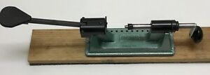 RCBS TRIM PRO 2 CASE TRIMMER WITH SHELL HOLDERS & PILOTS AND NEW CARBIDE CUTTER