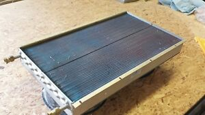 Thermatron Heat Exchanger Stainless Steel W 2 10 Fans
