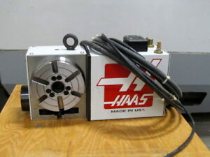 Haas Hrt 160 17 pin 4th Axis Rotary Table Nos
