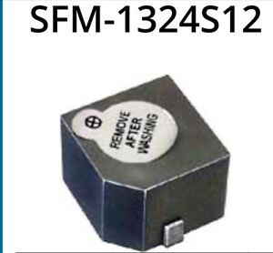 12v 90db Magnetic Buzzer Smd Sfm 1324s12 East Size 12 8x10 Mm 4000 Pcs