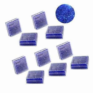 Exmax Blue Indicating Rechargeable Silica Gel Beads 2 4mm Desiccant Function