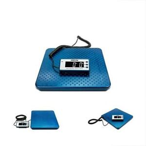 Postal Scales Accuteck 440lb Heavy Duty Digital Metal Industry Shipping Scale