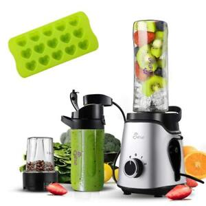 Small Blender Personal Smoothie Blender With Unique Vacuum Function 2 in 1