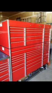 Snap On Tool Box Red