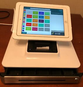 Datio Pos Point Of Sale Base Station And Cash Register For Ipad With Point Of Sa