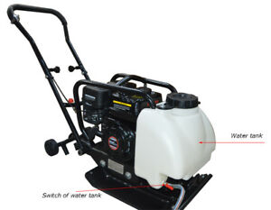 6 5hp Plate Compactor Loncin Soil Tamper Epa Approved New