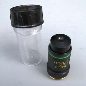 Melles Griot 16x Microscope Objective
