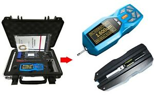 Surface Roughness Tester Surftest Profilometer Gauge 14 Parameters Measure