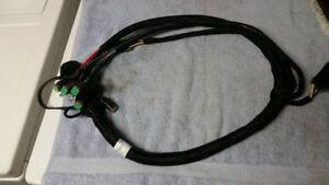 Genuine Meyer Snow Plow Super V Plowside Wiring Harness Part 22696