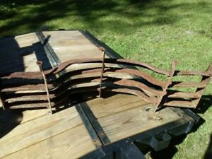 1950s Chevy Pickup Truck Grille Grill Bars Wall Art 47 48 49 50 51 52 53 Vintage