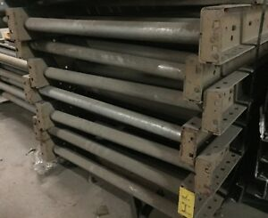 Gravity Conveyor With Rollers Set Low