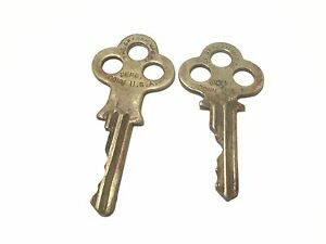 The Graham Mfg Derby Key Set Of 2 Locksmith