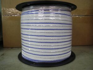 Electric Fence Poly Tape Regular Duty 1 5 Case Lot 2640 Made In Usa
