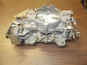 1968 Amc Carter Afb Carburetor Carb E8b 4623s Amx Rebel Javelin 290 343 390