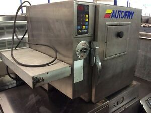 Autofry Mti 10 Ventless Fryer