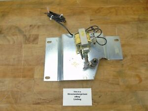 Hobart Mixer H600 L800 60 80 Qt Bowl Lift Interlock Solenoid Lock Assembly
