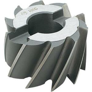 Grizzly G9014 Shell End Mill 4 X 2 1 4 X 1 1 2