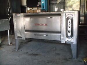 Blodgett 1000 Natural Gas Pizza Oven Slate Deck Free Shipping