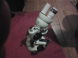 Wild Heerbrugg M5 43358 Stereo Microscope table Top Stand