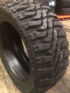 2 New 35x12 50r22 Federal Xplora Mt Mud Tires M T 35125022 R22 1250 12 50 35 22